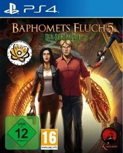 Baphomets Fluch 5.  Premium Edition (PlayStation PS4)
