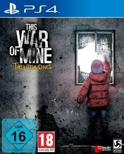 This War of Mine: The Little Ones (PlayStation PS4)