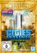 Cities: Skylines Gold Edition. Für Windows XP/Vista/7/8
