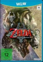 WiiU The Legend of Zelda: Twilight Princess HD. Für Nintendo