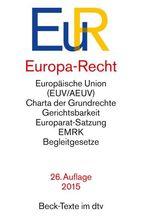 Europa-Recht (EuR)