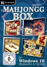 Mahjongg Box für Windows 10. Für Windows Vista/7/8/8.1/10