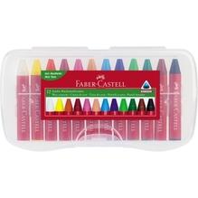 Faber-Castell Wachsmalstift Jumbo 120011 farbig sortiert 12 St./Pack.