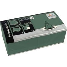 FASANA Serviette 217734 33x33cm 3lagig smaragdgrün 250 St./Pack.
