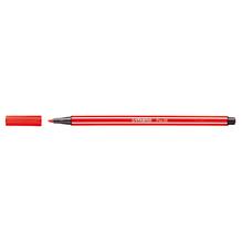 STABILO Fasermaler Pen 68/48  M 1mm Rundspitze karmin