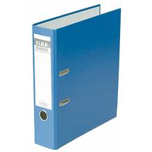 ELBA Ordner Rado brillant 100022612 breit blau