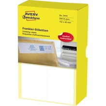 Avery Zweckform Frankieretikett 3444 132x45mm 500 St./Pack.