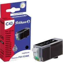 Pelikan Tintenpatrone 4106599 C43 wie Canon PGI525BK schwarz