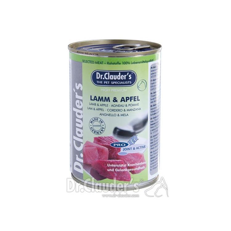 Dr.Clauders Selected Meat Lamm & Apfel