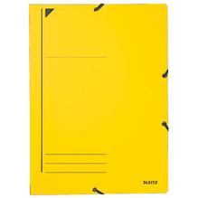 Leitz Eckspanner 39800015 DIN A4 250Blatt Colorspankarton gelb