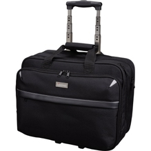 LIGHTPAK Laptoptrolley XRAY 46099 37x27,5x5cm Polyester schwarz
