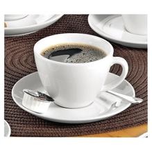 Esmeyer Kaffeetasse Bistro 433-255 Untertasse weiß 6 St./Pack.