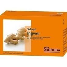 Sidroga Ingwer Tee Filterbeutel 20 St