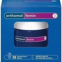 Orthomol Femin Kapseln 60 St