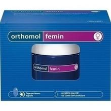 Orthomol Femin Kapseln 180 St