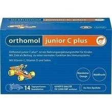 Orthomol Junior C plus Kautabletten 14 St