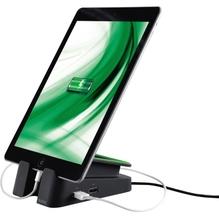 Leitz Tabletstütze Complete 6228-00-95 mit Ladefunktion schwarz