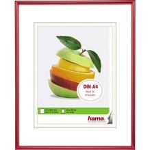 Hama Bilderrahmen Sevilla 00066282 21x29,7cm Kunststoff rot