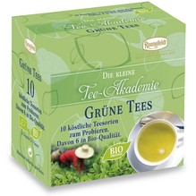Probierbox - Grüne Tees