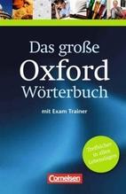 Das große Oxford Wörterbuch Englisch-Deutsch, Deutsch-Englisch