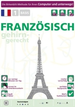 Französisch gehirn-gerecht, 1 Basis, 1 CD-ROM | Birkenbihl, Vera F.