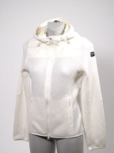 SUPER.NATURAL W COMBUSTION CLOUD HOODIE
