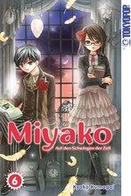 Miyako - Auf den Schwingen der Zeit. Bd.6 | Kumagai, Kyoko