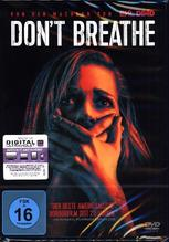 Don't Breathe, 1 DVD