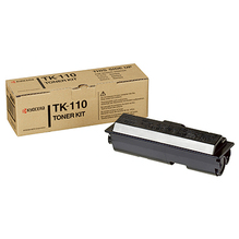 KYOCERA Toner 1T02FV0DE0 TK110 6.000Seiten schwarz
