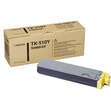 KYOCERA Toner 1T02F3AEU0 TK510Y 8.000Seiten gelb