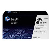 HP Toner Q5949XD 49X 6.000Seiten schwarz 2 St./Pack.