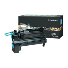 Lexmark Toner X792X1CG 20.000S. cyan