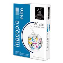 Inacopia Kopierpapier elite 011708010991 A4 80g 500 Bl./Pack.