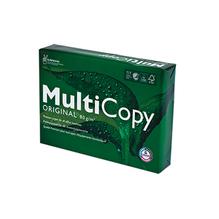 MULTICOPY Kopierpapier 88010343 DIN A4 90g ws 500 Bl./Pack.
