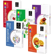 Inacopia Kopierpapier elite 011709010991 DIN A4 500 Bl./Pack.