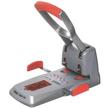 Rapid Registraturlocher HDC150 23000600 Guss silber/orange