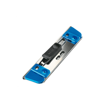 Leitz Locher Active 17286036 max. 2Bl. Metall/Kunststoff blau