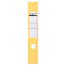DURABLE Ordneretikett ORDOFIX 809004 breit/lang ge 10 St./Pack.