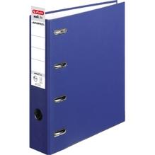 Herlitz Doppelordner 10842276 2xDIN A5 quer 75mm blau