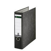 Leitz Ordner 180Grad 10700000 DIN A4 80mm Pappe schwarz