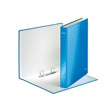 Leitz Ringbuch WOW 42410036 DIN A4 2Ringe Füllhöhe 20mm bl