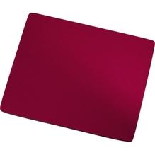 Hama Mousepad 54767 223x6x183mm Jersey/EVA rot