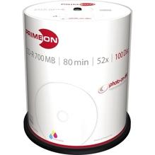 PRIMEON CD-R 2761106 52x 700MB 80Min. Spindel 100 St./Pack.