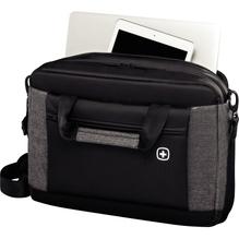 Wenger Notebooktasche Underground 601057 schwarz/grau
