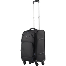 LIGHTPAK Reisetrolley LUNAR 46109 schwarz/blau