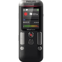 Philips Diktiergrät Digital Voice Tracer DVT2510/00