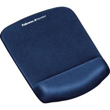 Fellowes Handgelenkauflage PlushTouch 9287302 Mauspad blau