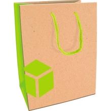 Clairefontaine Geschenktasche 223744C cube mittel 19x12x25cm