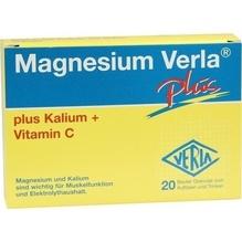 Magnesium Verla plus Granulat 20 St