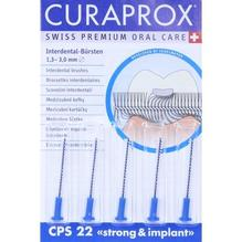 Curaprox Cps 22 Interdental blau 5 St